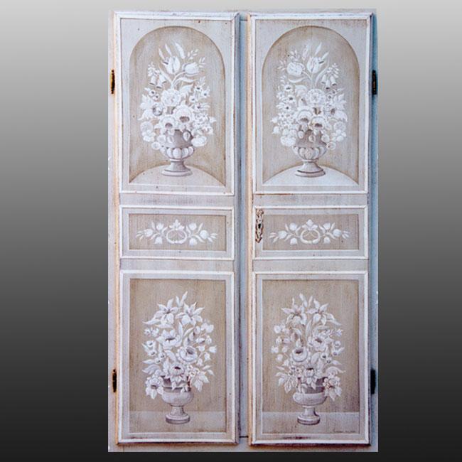 Meubles peints traditions rondeur des jours - Photos de meubles repeints ...